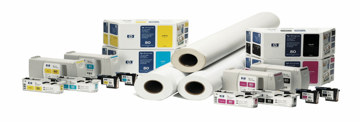 All your printer consumables